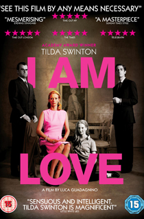 I Am Love Poster